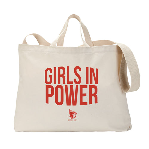 Girls in Power Tote Bag