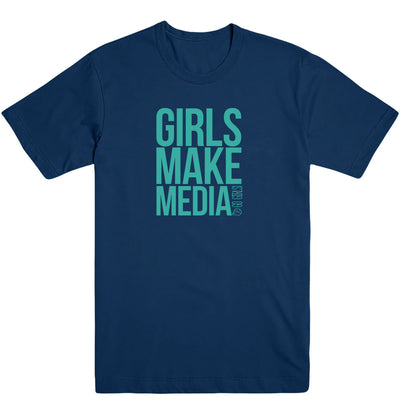 Girls Make Media Men's Tee