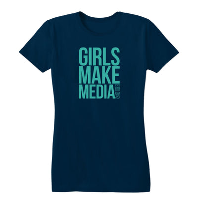Girls Make Media Women's Tee