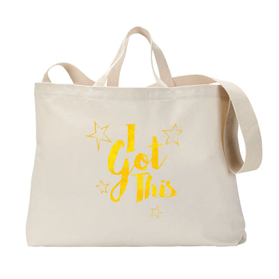 I Got This Gold Tote Bag