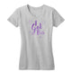 I Got This Purple Women's V