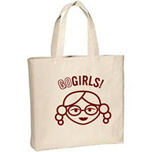 Go Girls! Tote