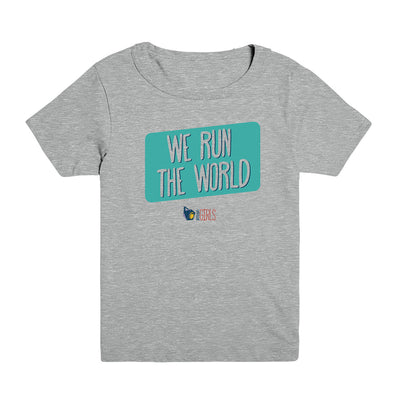 Run The World Kid's Tee