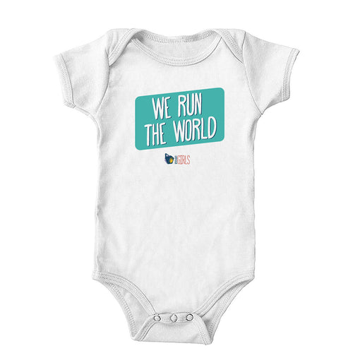 Run The World Onesie