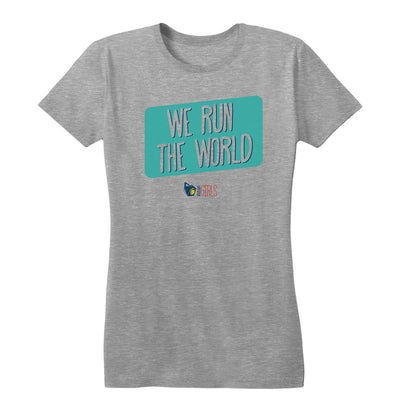 Run The World Women's Tee