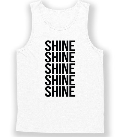 Shine Block - Men's Tank