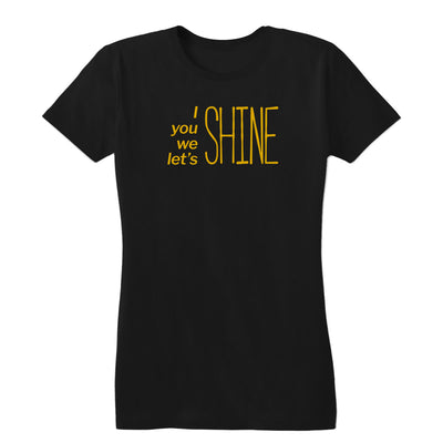 Shine Camp 18 Women's Tee