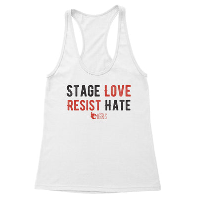 Stage Love Women's Racerback Tank