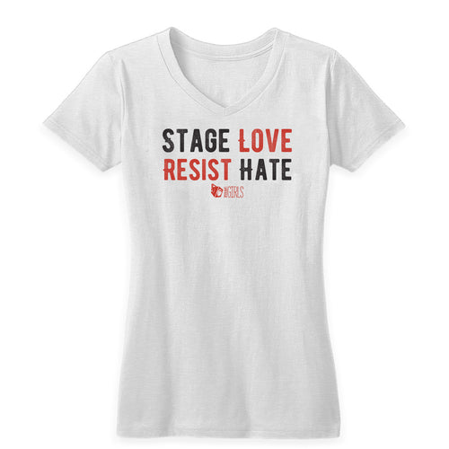 Stage Love Women's V