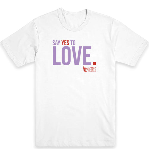 Yes to Love Men's Tee