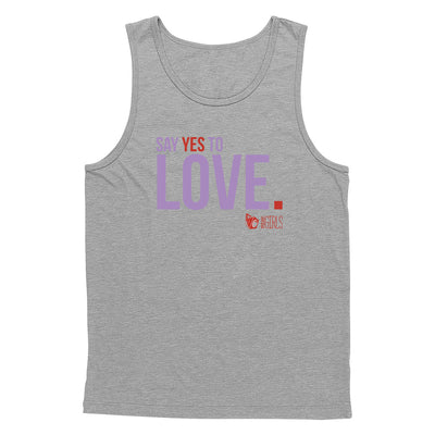 Yes to Love Tank Top