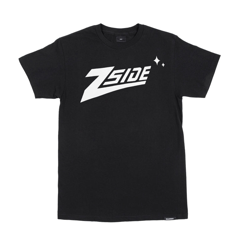 "Lauren Z Side™  ""Z-Side"" Men's Tee (Black)"