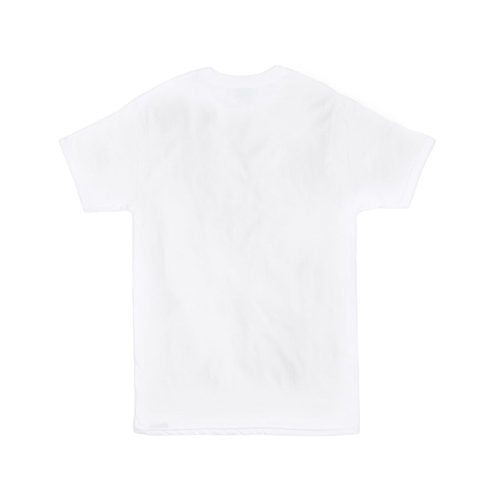 "Lauren Z Side™  ""Z-Side"" Men's Tee (White)"