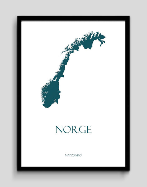 Norge (the country)