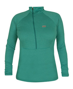 Paramo Women's Tempro Zip-Neck