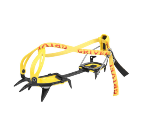 Grivel G10 New Matic Crampons