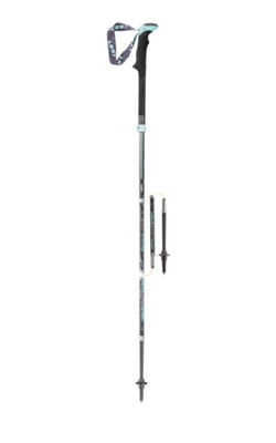 Leki Micro Vario Carbon Lady Walking Pole (Pair)