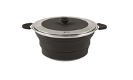 Outwell Collaps Pot with Lid - 2.5 Litre