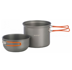 Vango 1-Person Hard-Anodised Cook Kit