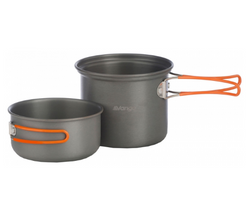 Vango 2-Person Hard-Anodised Cook Kit