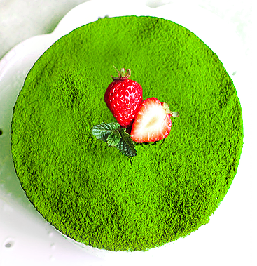 Sweet And Tangy Matcha Tiramisu!