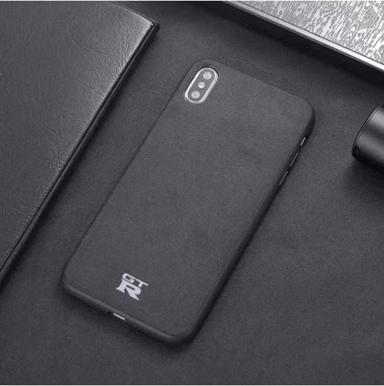 GTR Luxury Leather Iphone Cases