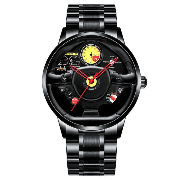 Racing Inspired Watches MANY COLOR CHOICES!