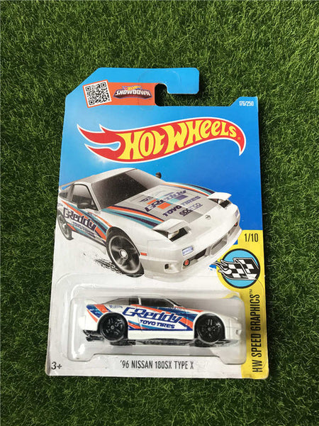 1996 Nissan 180SX Type X Hot Wheels Car