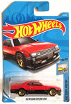 Hot Wheels Red Nissan R30 Skyline