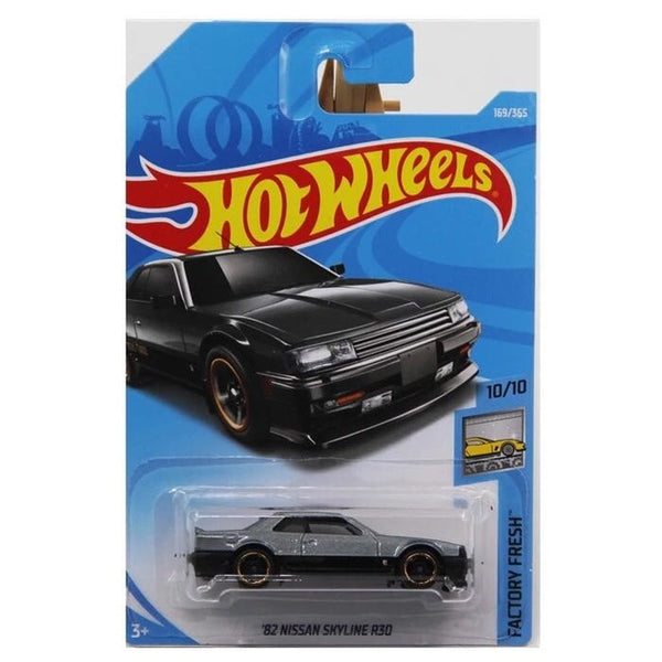 Hot Wheels GTR R30