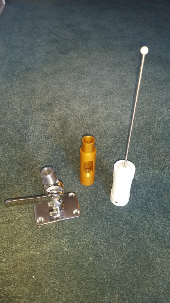 Adapters and Stanchions