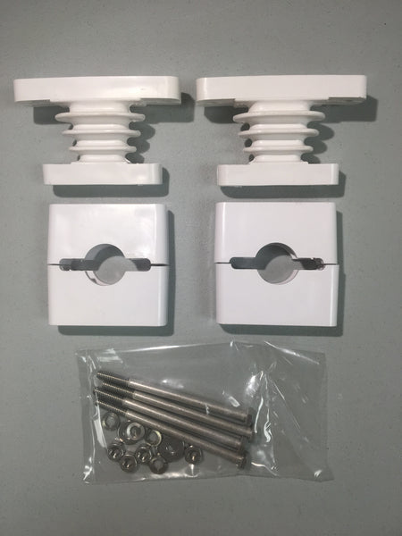 "M15 - 1"" Split Mounts with Extensions"