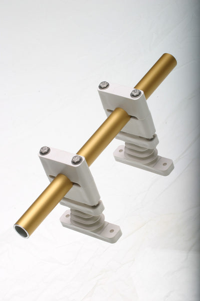 "M15 - 1"" Split Mounts with Extensions - Marine Antenna"