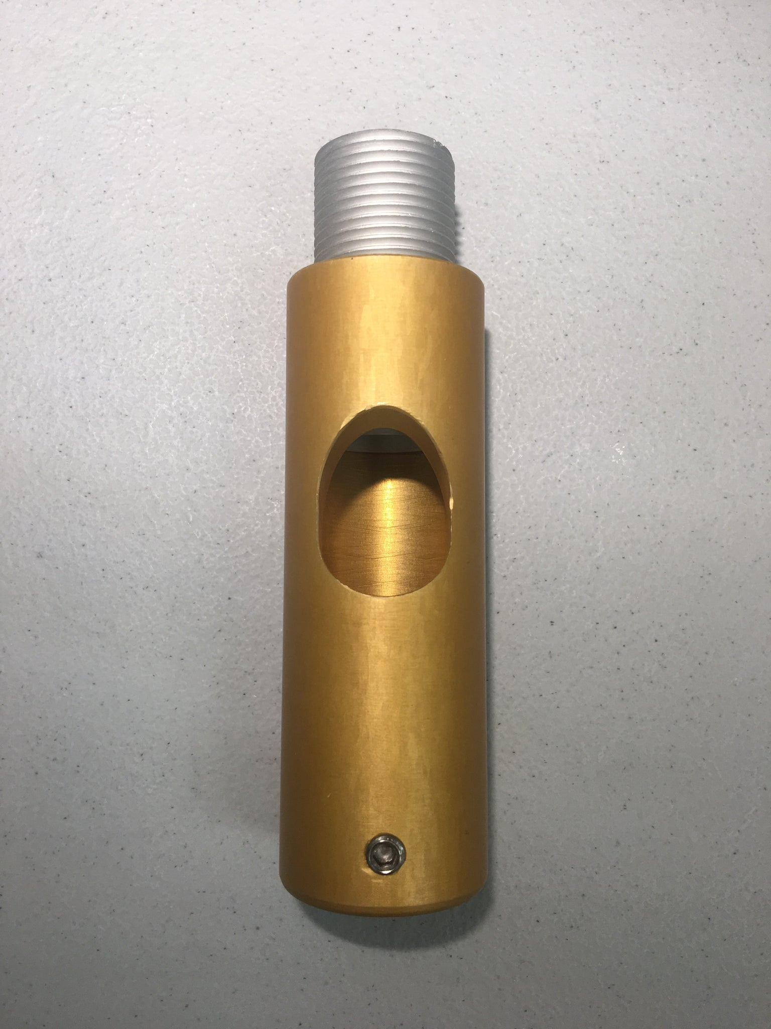 M92 - Stanchion/Thread Adapter - Marine Antenna