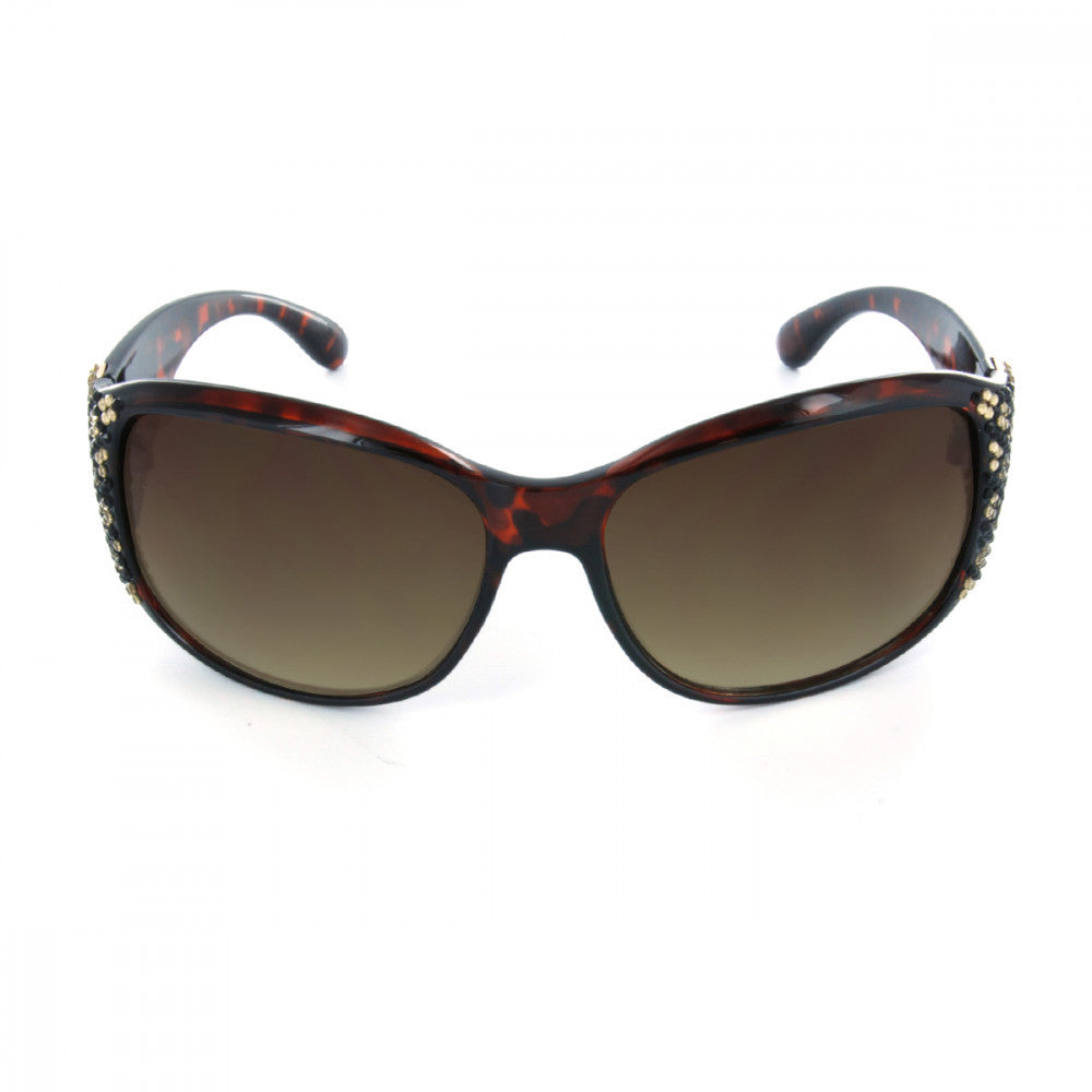 Whitney Oval Sunglasses