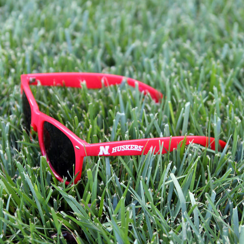 Nebraska Huskers Team Shades