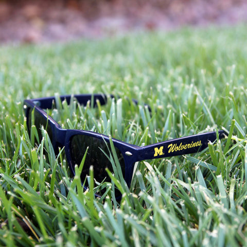 Michigan Wolverines Team Shades