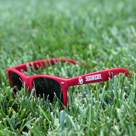 Oklahoma Sooners Team Shades