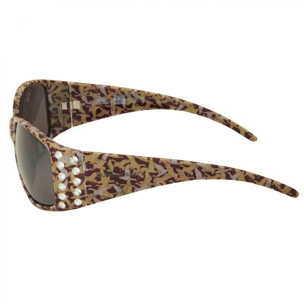 Duck Dynasty Oval Sunglasses - With Rhinestones