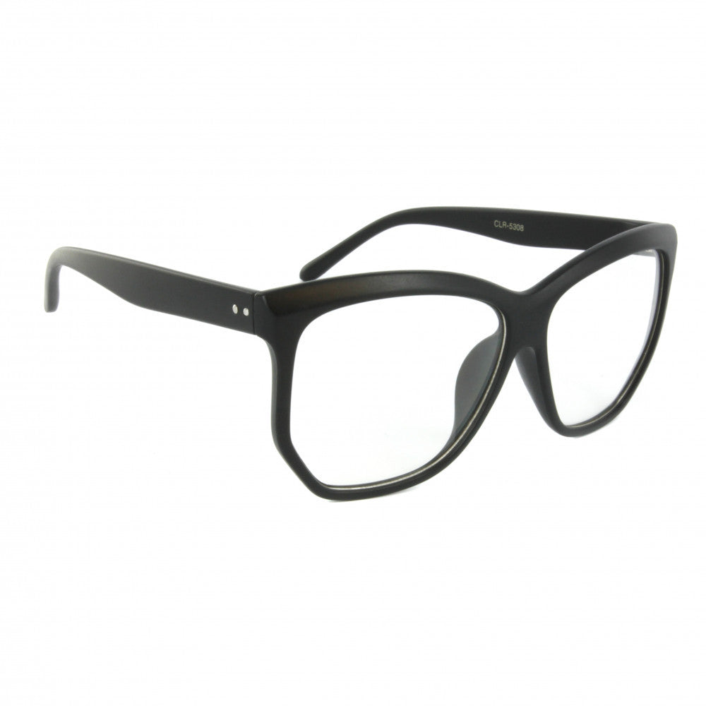 f5e88a0220 Beatrice Hipster Glasses (Clear Lens) – InspiredShades