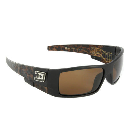 Kevin Wrap Sunglasses (Polarized Lenses)