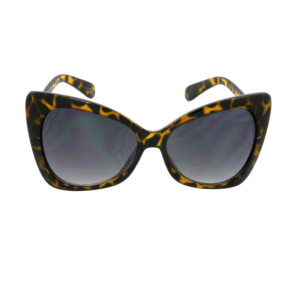 Halle Cateye Sunglasses