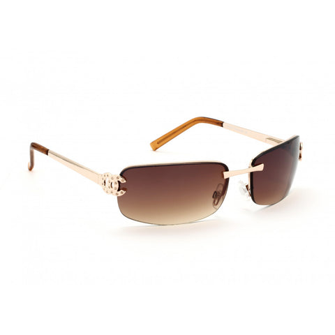 Chloe Wire Sunglasses