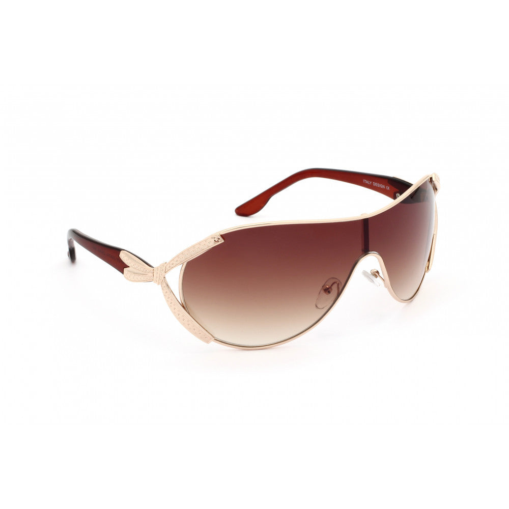 Jillian Wrap Sunglasses