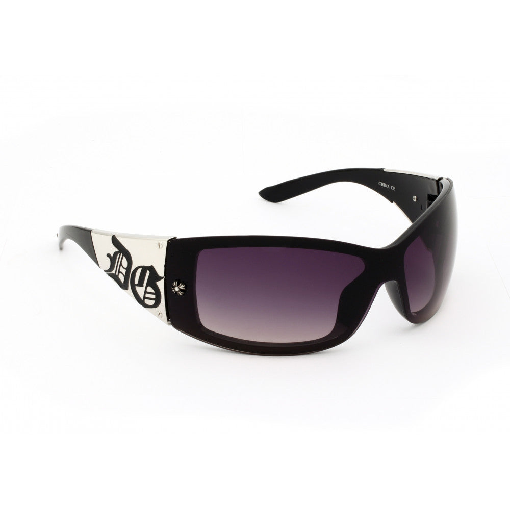 Lucas Wrap Sunglasses