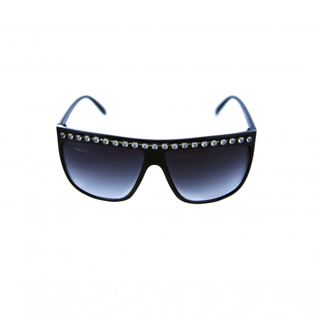 Gia Embellished Sunglasses