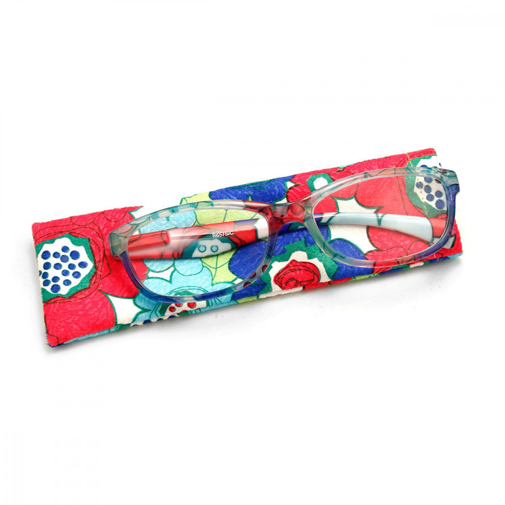 Floral Print 1.25 Power Reader Glasses