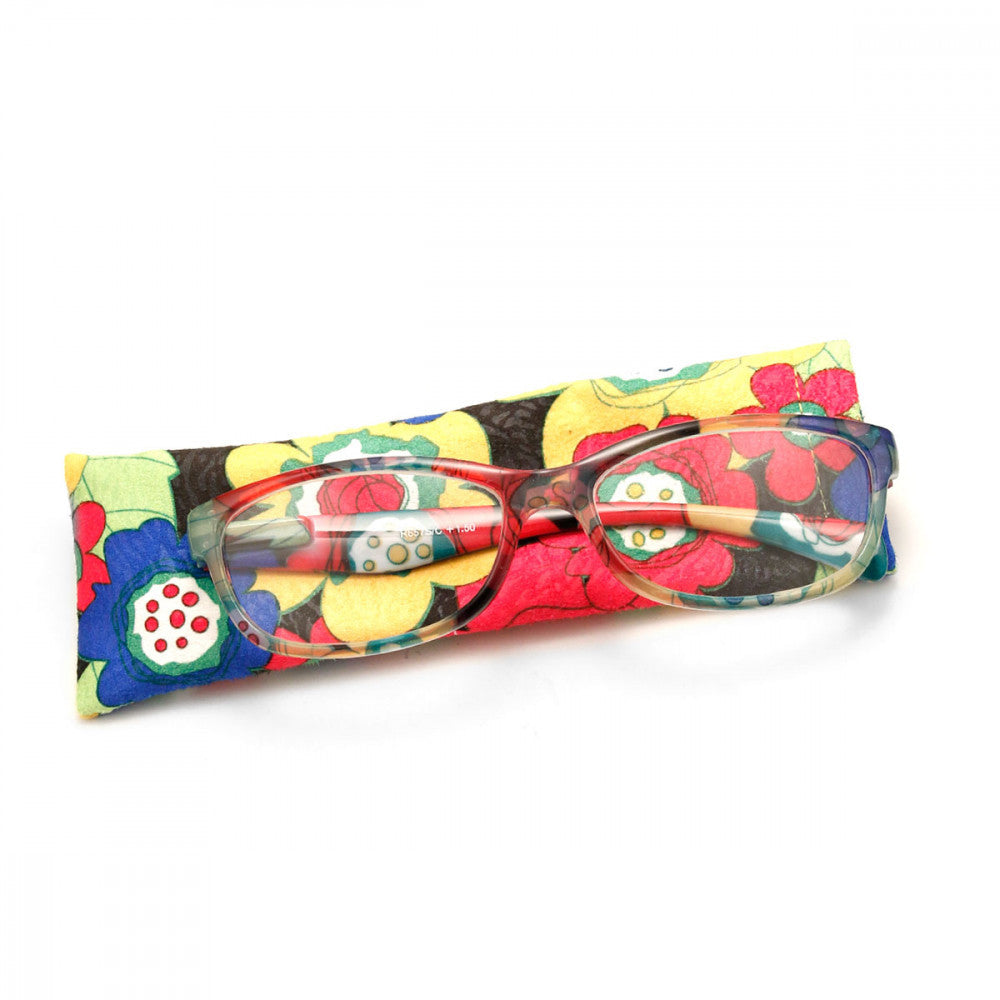 Floral Print 3.00 Power Reader Glasses