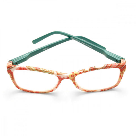 Spring Print 1.75 Power Reader Glasses