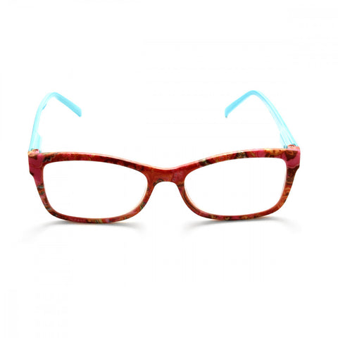 Spring Print 3.00 Power Reader Glasses